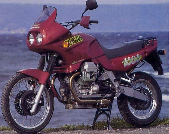 Moto Guzzi Quota 1000IE Motorcycle