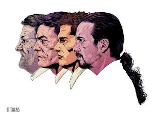 Ilustración candidatos 20-D