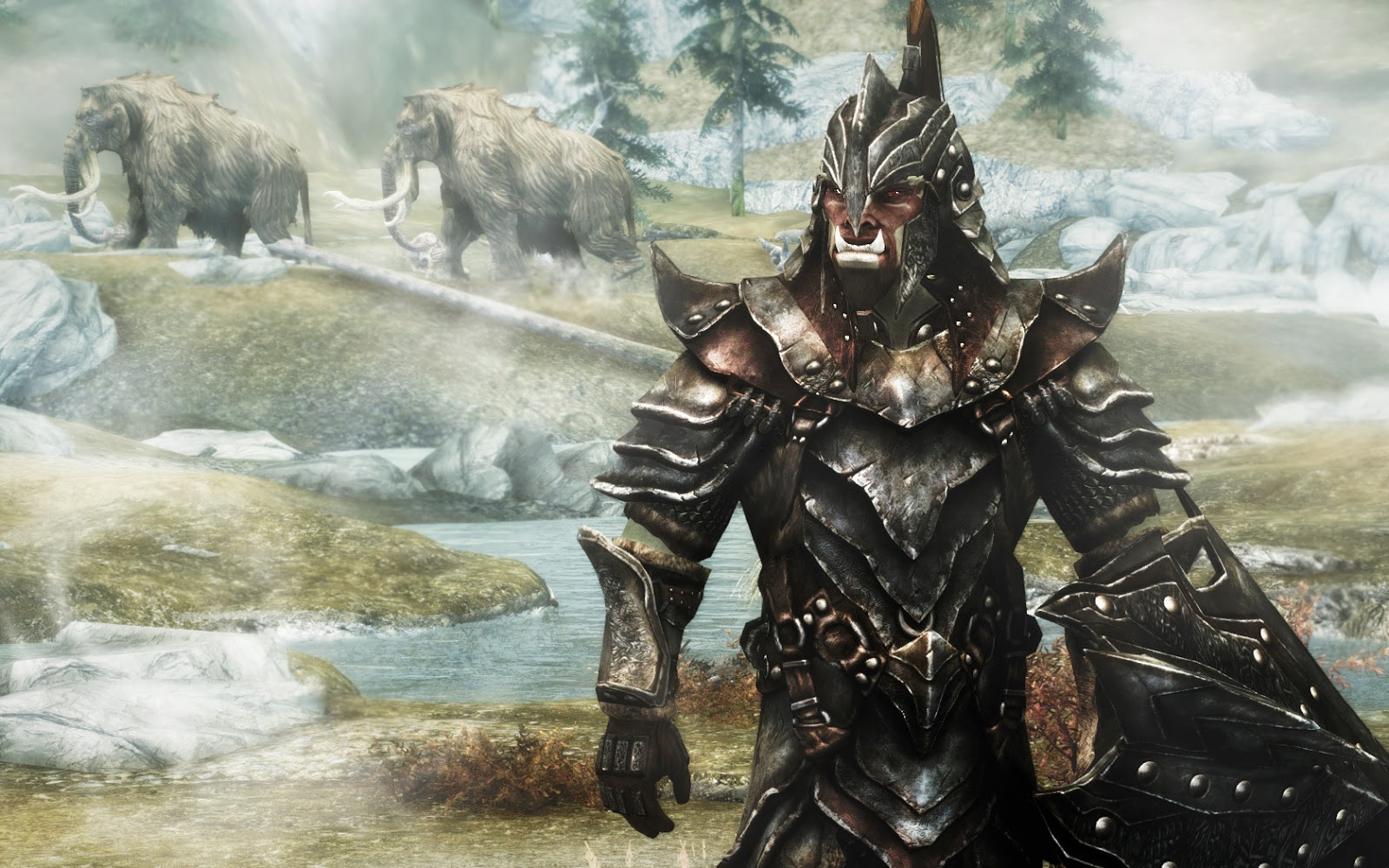 Hello Joinery: orcish armor skyrim