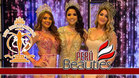 Miss Supranational El Salvador 2017 / 2018
