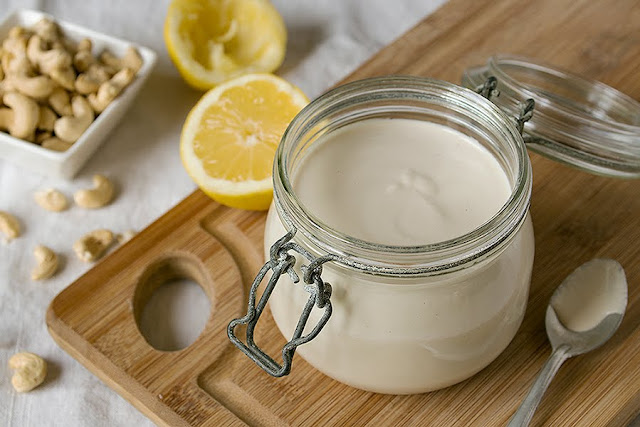 recette de crème vegan pour remplacer la crème fraiche et le fromage blanc