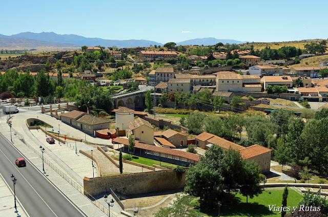 Ávila desde la muralla