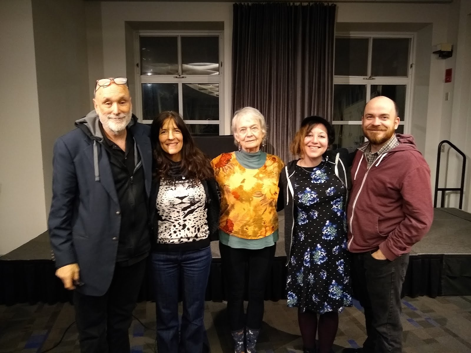 Nov. 2019   Poetry Reading