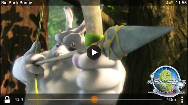 Vista de VLC Media Player