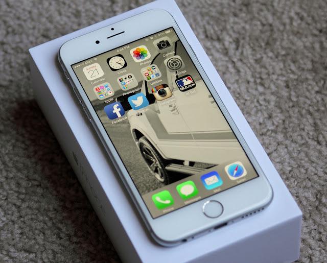 Apple tem receita de 51.5 bilhões de dólares depois de vender 48M de iPhones