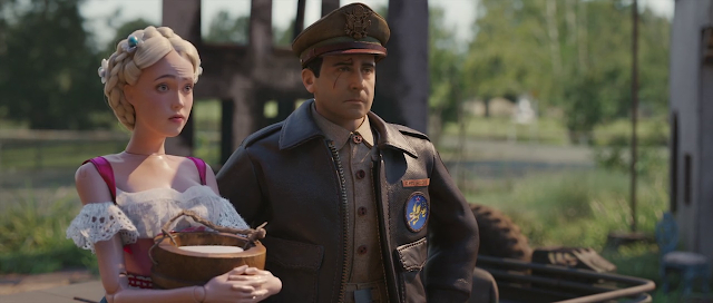 Welcome to Marwen (2018) Dual Audio [Hindi-DD5.1] 720p BluRay ESubs Download