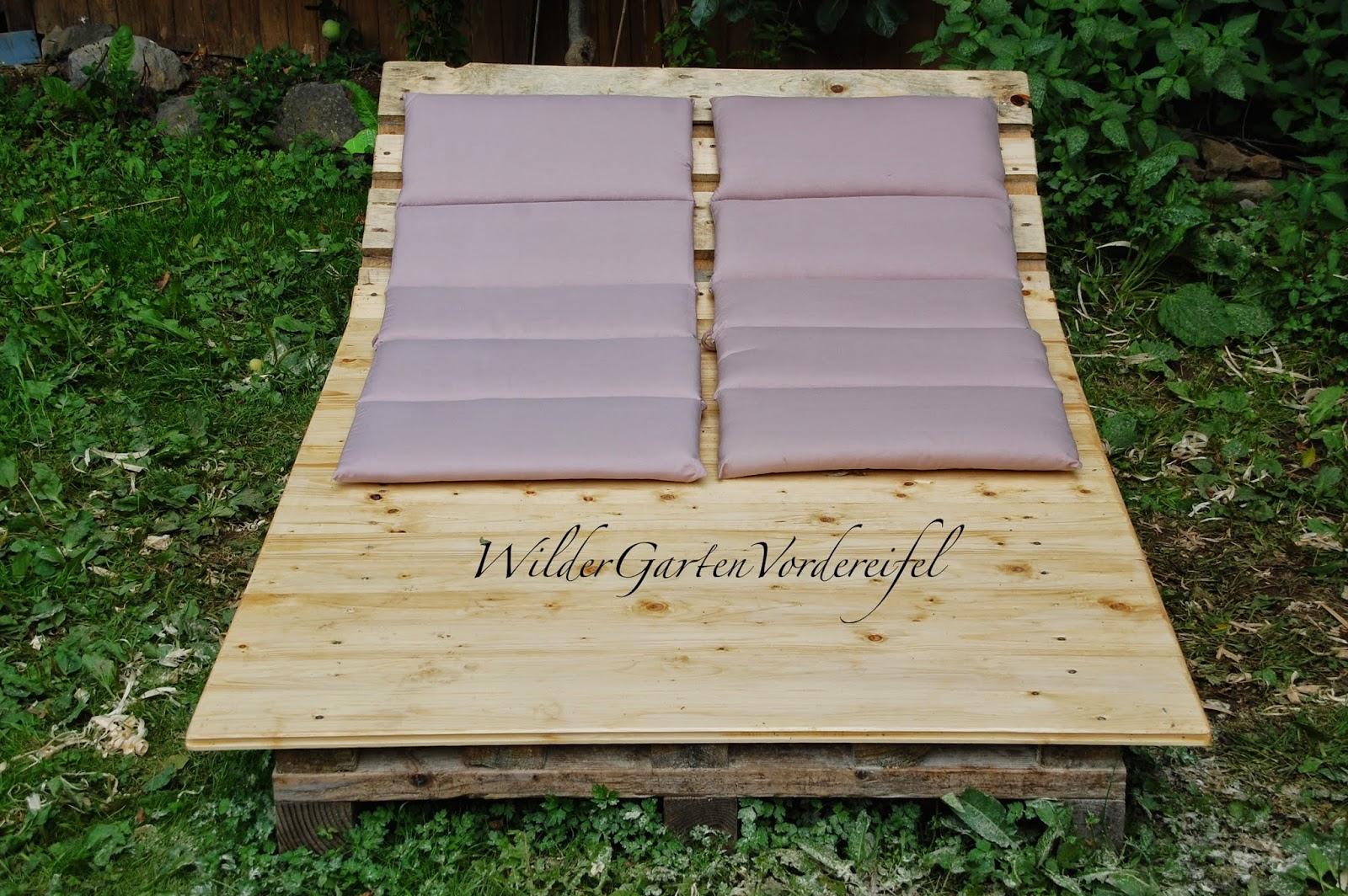 Paletten Liege Gartenliege Selber Bauen Gartenliege Holz Selbst Gebaut