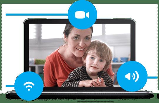 Skype 8.69.0.77 [Full] ภาษาไทย สำหรับคอม PC Win7 Win10
