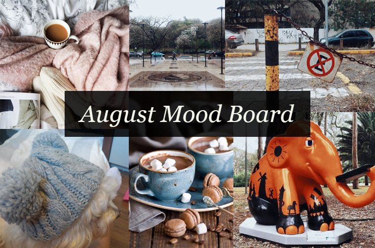 August Mood Board