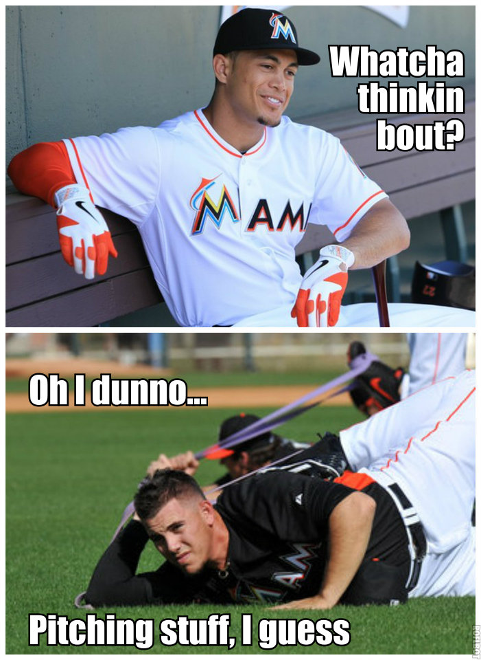 Wallpapers of Jose Fernandez Rookie of the Year Award and ...