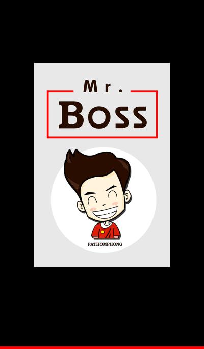 Mr.Boss