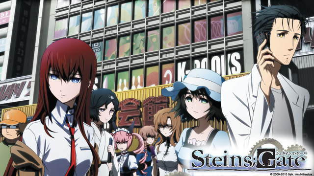 Steins;Gate - Episódio 09