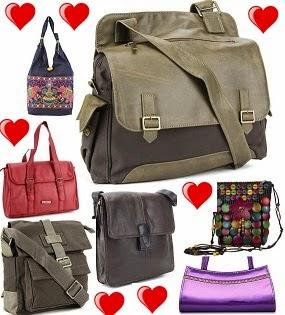 Valentine Gift for Her: Bags, Wallet & Clutches – Upto 90% Off@ Flipkart