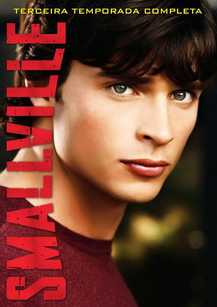 Smallville 3ª Temporada Torrent - Blu-ray Rip 720p Dublado (2003)