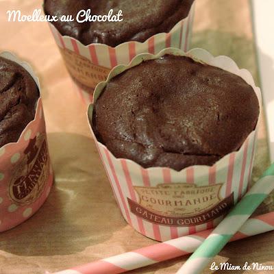 Illustration Moelleux au Chocolat