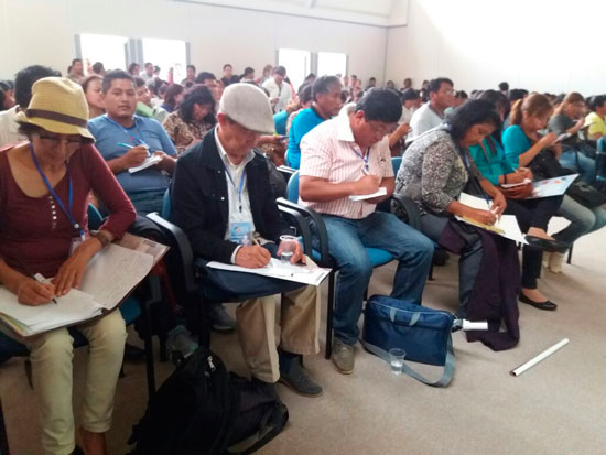 Mi participación en Virtual Educa Bolivia 2017