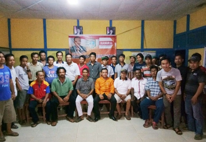 Reses Anggota DPRD Sekadau Liri Muri