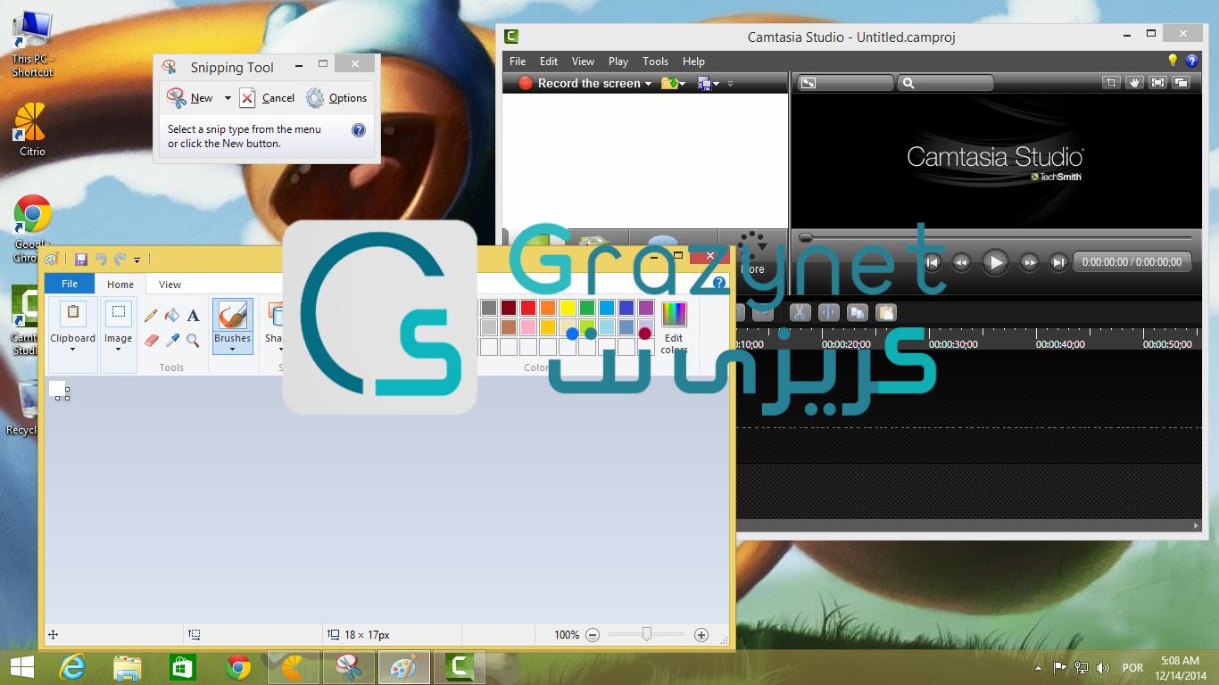 73e43c72e افضل 3 طرق لتصوير الشاشة Screenshot او فيديو بدون برامج
