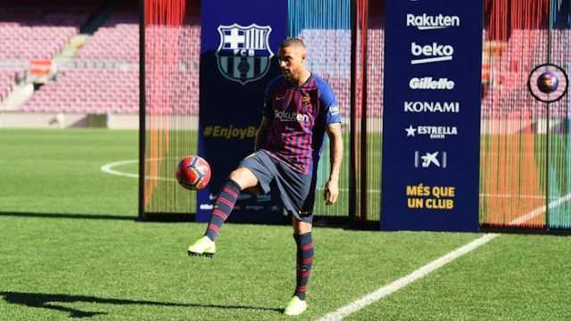 Cepatnya Transfer Boateng Ke Barcelona