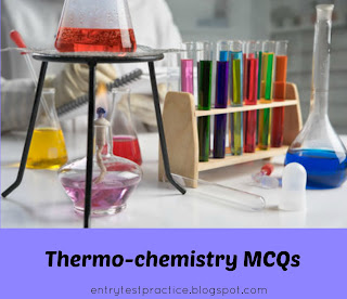 Thermochemistry MCQs
