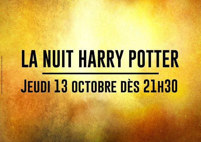 la nuit harry potter