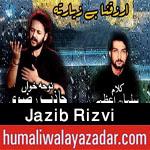 http://www.humaliwalayazadar.com/2016/10/jazib-rizvi-nohay-2017.html