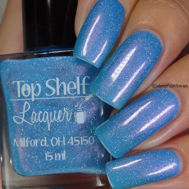 Top Shelf Lacquer Catching Butterflies