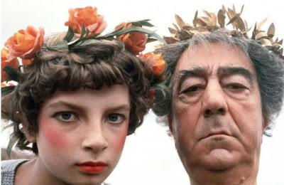 Fellini - Satyricon, Directed by Federico Fellini