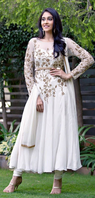 Regina Cassandra Latest Hot Cleveage Spicy PhotoShoot Images In White Dress