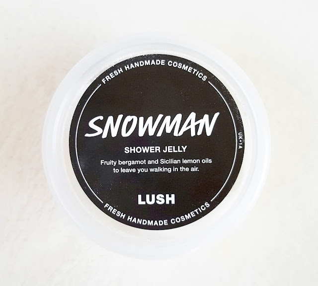 Lush | Snowman Shower Gelly