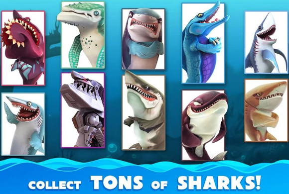 Hungry Shark World Mod Apk for Android