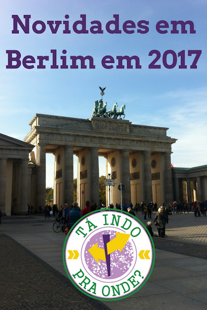 Novidades em Berlim em 2017: Little Big City Berlin, Barberini Museum, Museum of Urban Contemporary Art, Staatsoper Unter den Linden e Stadbad Oderberger Strasse