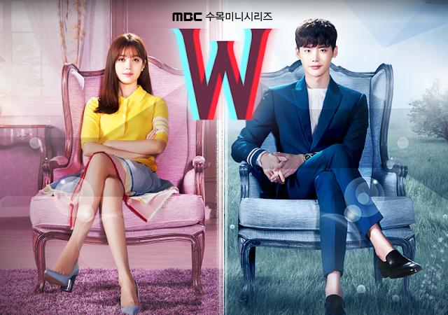 Resultado de imagen de w drama coreano