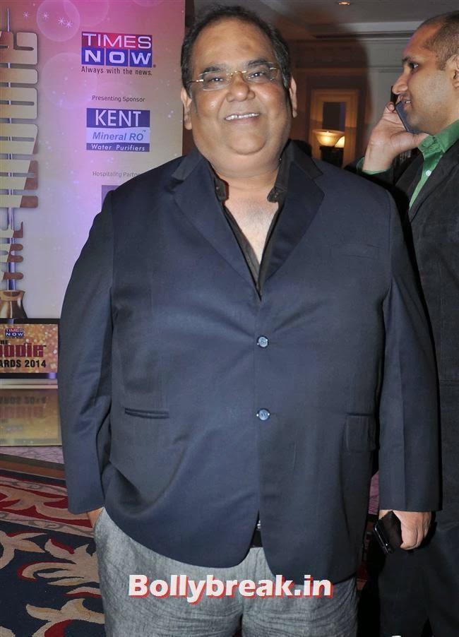 Satish Kaushik, Times Now Foodie Awards 2014