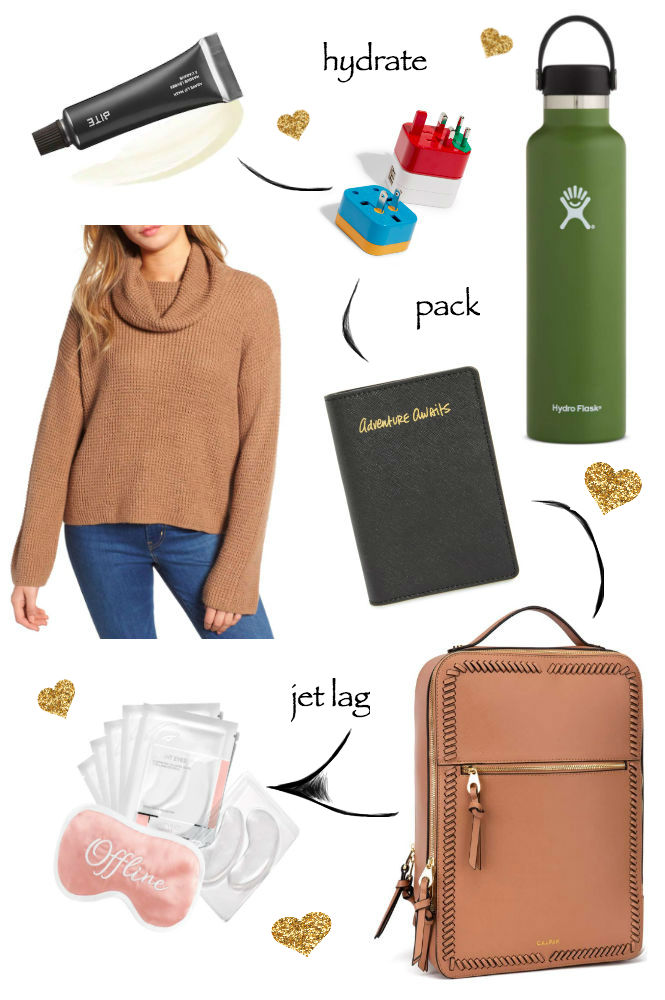 Holiday Travel Gift Guide 2018