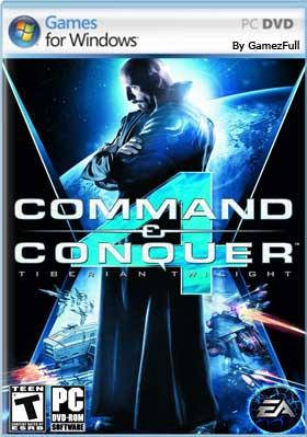 Descargar Command and Conquer 4 Tiberian Twilight pc full español mega y google drive
