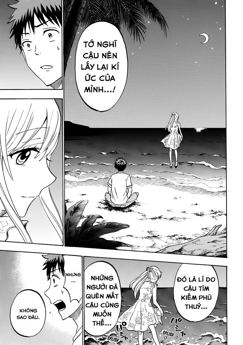 Yamada-kun to 7-nin no majo chap 203 Trang 18 - Mangak.info