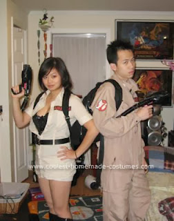 Amber Dawn Of The Dead Couples Costumes