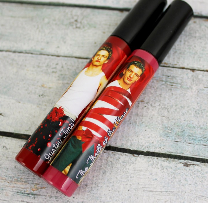 Review & Swatches   Shiro Cosmetics Battle of the Boy Bands