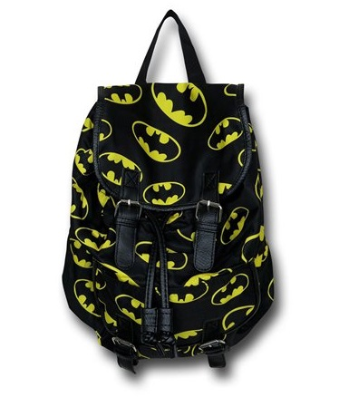 Top 15 Things on my Batman Wishlist Batman knapsack backpack