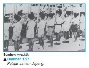 Kehidupan Sosial Indonesia Zaman Penjajahan Jepang