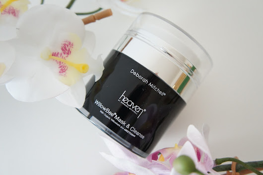 Face Mask Friday: Heaven by Deborah Mitchell WillowBee Mask & Cleanse