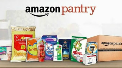 Amazon Pantry 1/- deals