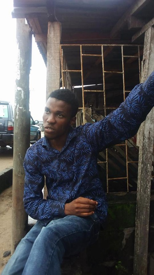 Boy Losses Memory, Roams On Lagos Street
