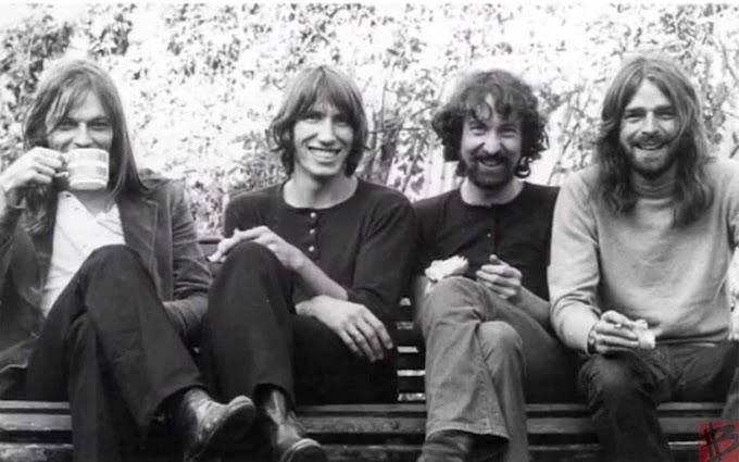 Pink Floyd publica sus primeras grabaciones