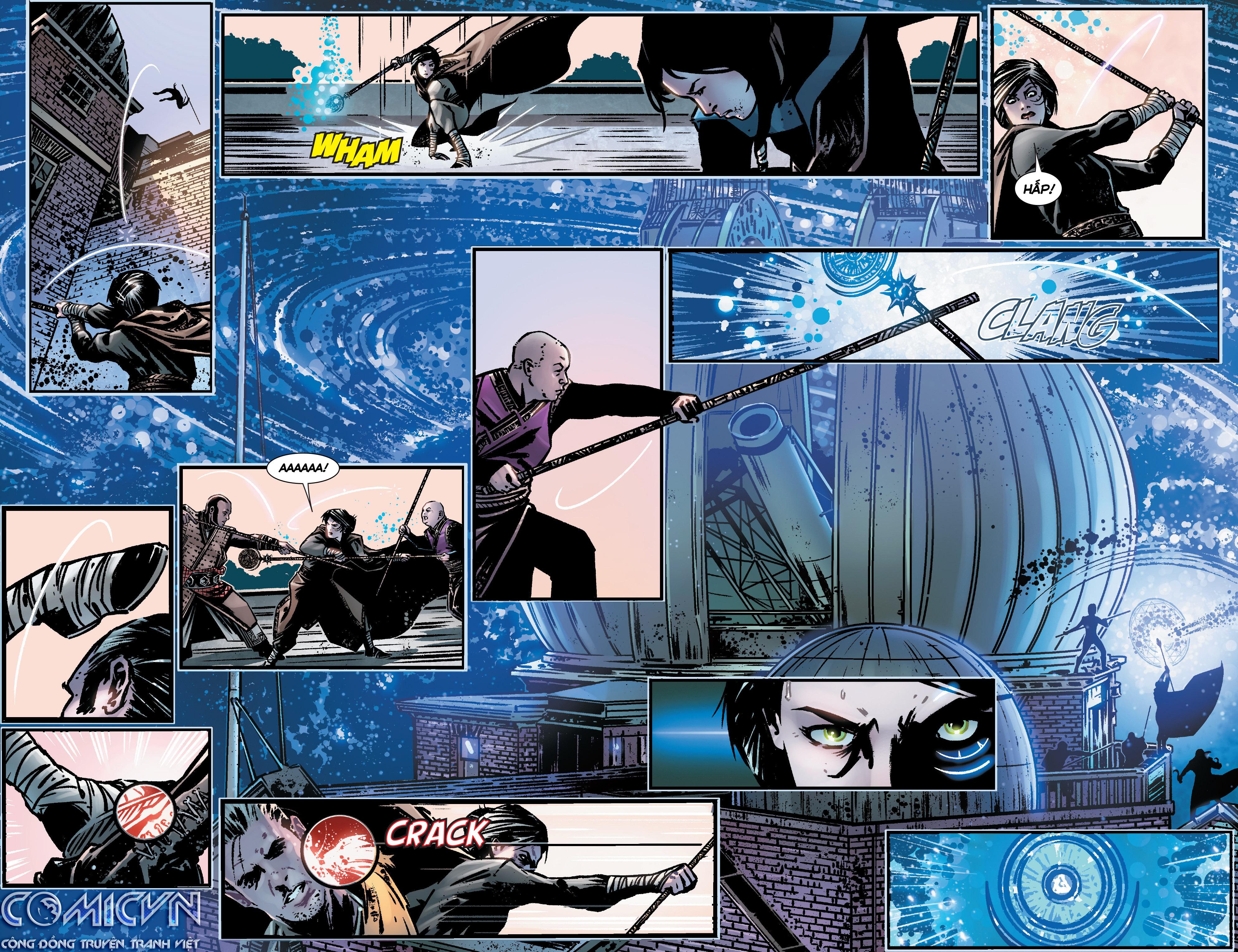Doctor Strange Prelude kỳ 1 trang 13