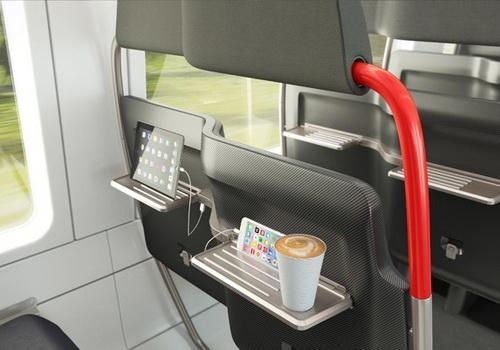 Tinuku.com PriestmanGoode design Island Bay and Horizon seats to increase capacity trains