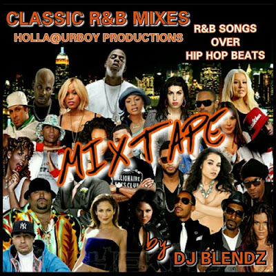 DJ Blendz - Classic R&B Mixes (2013)