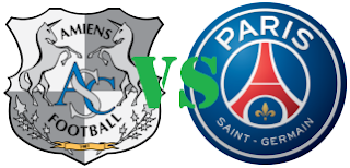 BOCORAN BOLA AMIENS Vs PARIS SAINT GERMAIN