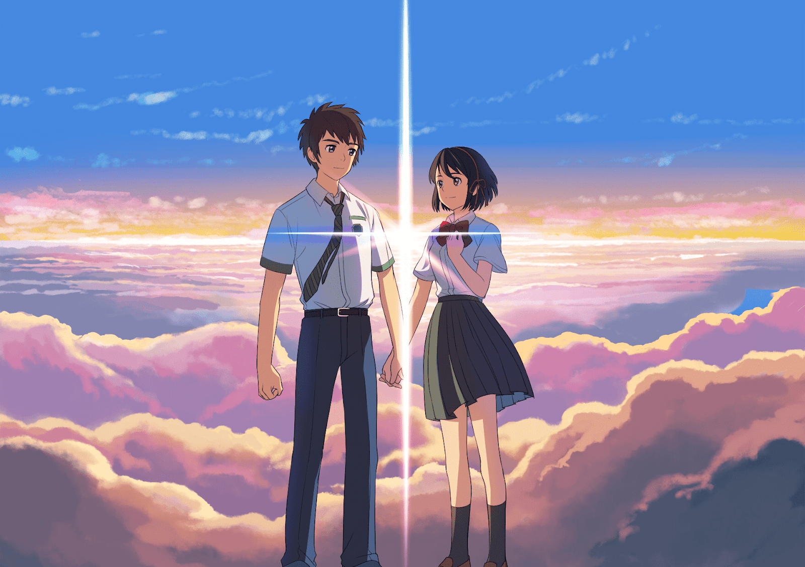 AowVN%2B%252857%2529 - [ Hình Nền ] Anime Your Name. - Kimi no Nawa full HD cực đẹp | Anime Wallpaper